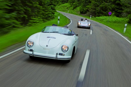 Paul Pietsch Classic 2013 – Volkswagen Oldtimer auf Rallyekurs durch den Schwarzwald