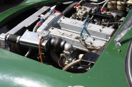 Ennstal-Classic 2013 Lotus 26 R Motor Peter Peter Walter Krögler