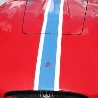 Ennstal-Classic 2013 Maserati 350S Rudolf Bromberger Christian Zeinler