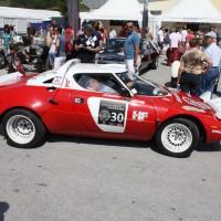 Ennstal-Classic 2013 Lancia Stratos HF Gerhard Andrea Pegam