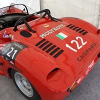 Ennstal-Classic 2013 Fiat Abarth SP1000 Alfred Christoph Jodl