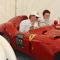 Ennstal-Classic 2013 Ferrari 121 LM