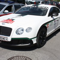 Ennstal-Classic 2013 Bentley Continental GTS Helmut Zwickl