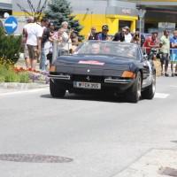 Ennstal-Classic 2013 Chopard Racecar Trophy Ferrari