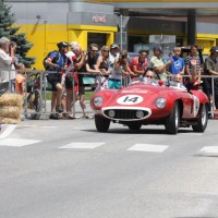 Ennstal-Classic 2013 Chopard Racecar Trophy Ferrari 750 Monza