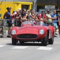 Ennstal-Classic 2013 Chopard Racecar Trophy Ferrari 750 Monza Sir Stirling Moss