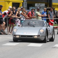 Ennstal-Classic 2013 Chopard Racecar Trophy Porsche 904 GTS
