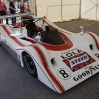 Ennstal-Classic 2013 Lola T310 CanAm Peter Schleifer