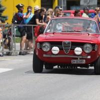 Ennstal-Classic 2013 Chopard Race Car Trophy Alfa Romeo