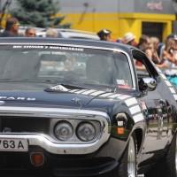 Ennstal-Classic 2013 Chopard Racecar Trophy Plymouth Christian Clerici