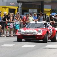 Ennstal-Classic 2013 Chopard Racecar Trophy Lancia Stratos HF