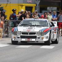 Ennstal-Classic 2013 Chopard Racecar Trophy Lancia 037 Rallye Evo 2