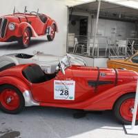 Ennstal-Classic 2013 BMW 328 Classic