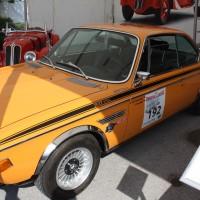 Ennstal-Classic 2013 BMW 3.0 CSL Cypelus von Frankenberg Stefan Grundhoff