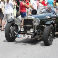 Ennstal Classic 2013 Chopard Race Car Trophy Fotos