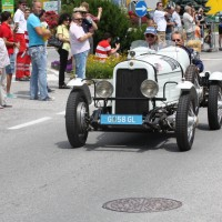 Ennstal Classic 2013 Chopard Race Car Trophy Gröbming