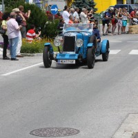 Ennstal Classic 2013 Chopard Race Car Trophy