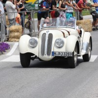 Ennstal Classic 2013 Chopard Race Car Trophy BMW 328