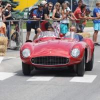 Ennstal-Classic 2013 Chopard Racecar Trophy Ferrari 750 Monza Sir Striling Moss