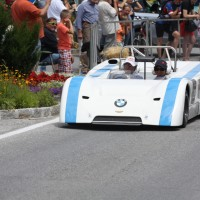 Ennstal-Classic 2013 Chopard Race Car Trophy Chevron BMW B21 Dieter Quester