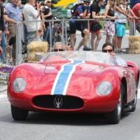 Ennstal-Classic 2013 Chopard Racecar Trophy Maserati 350S
