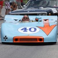Ennstal-Classic 2013 Chopard Racecar Trophy Finale Porsche 908/03