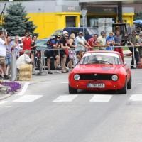 Ennstal-Classic 2013 Chopard Racecar Trophy Finale Alfa Romeo
