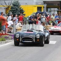 Ennstal-Classic 2013 Chopard Racecar Trophy Finale Ford Shelby Cobra