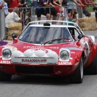 Ennstal-Classic 2013 Chopard Racecar Trophy Finale Lancia Stratos HF