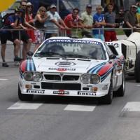 Ennstal-Classic 2013 Chopard Racecar Trophy Finale Lancia 037 Rallye Evo2