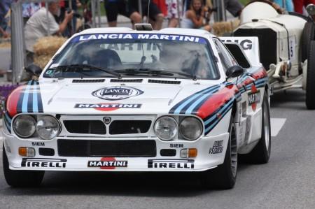Ennstal-Classic 2013 Chopard Racecar Trophy Lancia 037 Rallye EVO2
