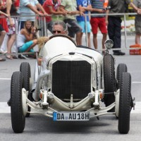 Ennstal-Classic 2013 Chopard Racecar Trophy Finale Bilder