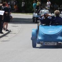 Ennstal-Classic 2013 Finale Chopard Racecar Trophy Fahrzeuge