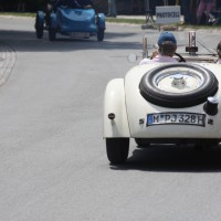 Ennstal-Classic 2013 Finale Chopard Racecar Trophy BMW 328