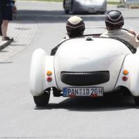 Ennstal-Classic 2013 Finale Chopard Racecar Trophy Rennwagen