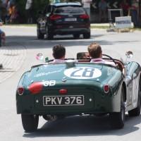 Ennstal-Classic 2013 Finale Chopard Racecar Trophy Lotus