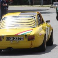 Ennstal-Classic 2013 Finale Chopard Racecar Trophy Alfa Romeo