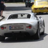 Ennstal-Classic 2013 Finale Chopard Racecar Trophy Porsche 904 GTS