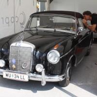 Ennstal-Classic 2013 Mercedes-Benz