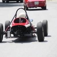 Ennstal-Classic 2013 Finale Chopard Race Car Trophy Austro Formel V Rennfahrzeug
