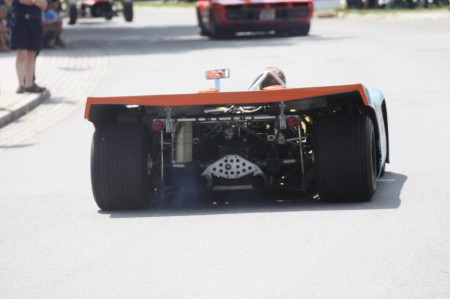 Ennstal-Classic 2013 Finale Chopard Race Car Trophy Porsche 908/03