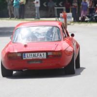 Ennstal-Classic 2013 Finale Race Car Trophy Alfa Romeo
