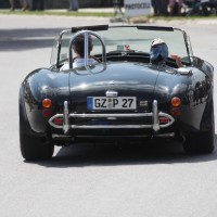 Ennstal-Classic 2013 Finale Race Car Trophy Ford Shelby Cobra