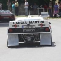 Ennstal-Classic 2013 Finale Race Car Trophy Lancia 037 Rallye Evo 2