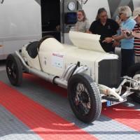 Ennstal-Classic 2013 Motorpark Oldtimer