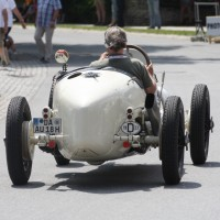 Ennstal-Classic 2013 Finale Race Car Trophy Fahrzeuge