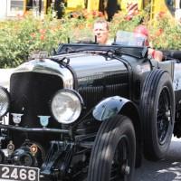 Ennstal-Classic 2013 Finale Bentley Speed Six