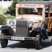 Ennstal-Classic 2013 Finale Ford Model A Woody