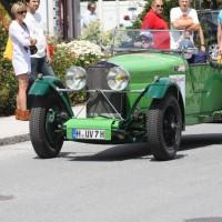 Ennstal-Classic 2013 Finale historische Rennsportwagen