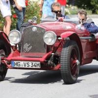 Ennstal-Classic 2013 Finale Alfa Romeo 6C